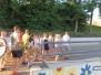 Erste Marschprobe Jugend 19.7.2016