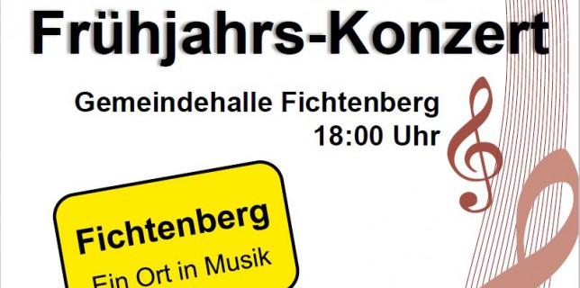Plakat Konzert 2016
